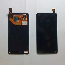 N9 lcd+touch completed